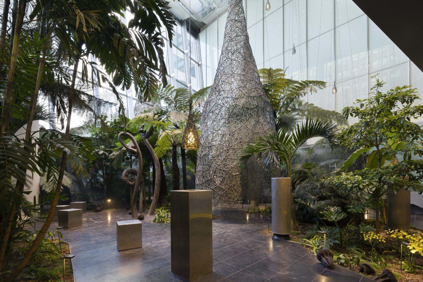 Jardin de la tour Carpe Diem - Mutabilis