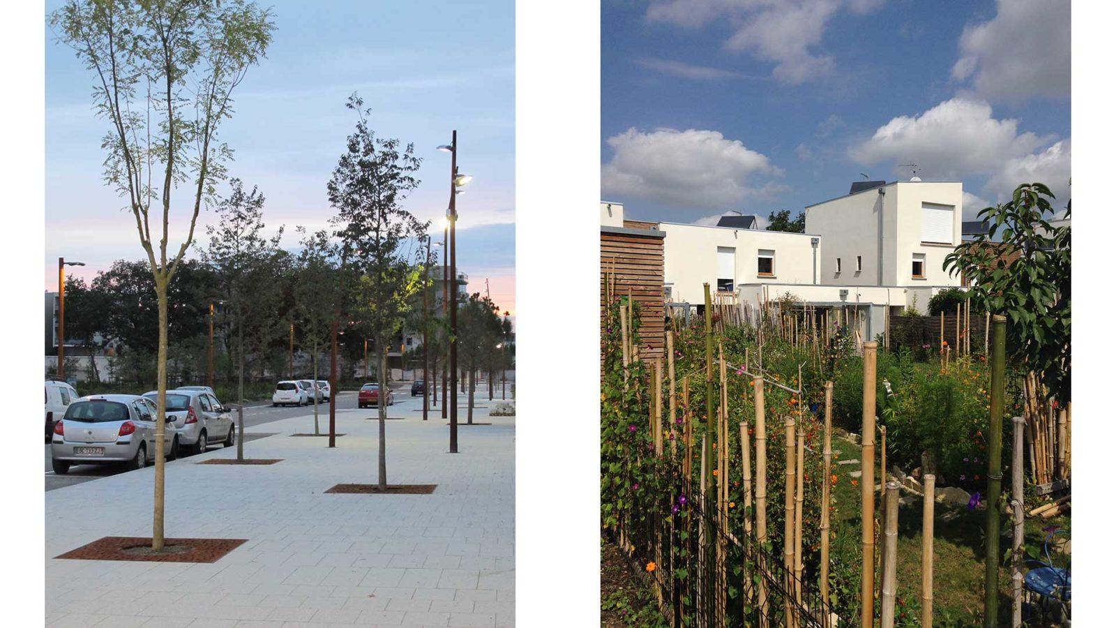 Jardin de Vidailhan – Ecoquartier de Balma Gramont - Mutabilis