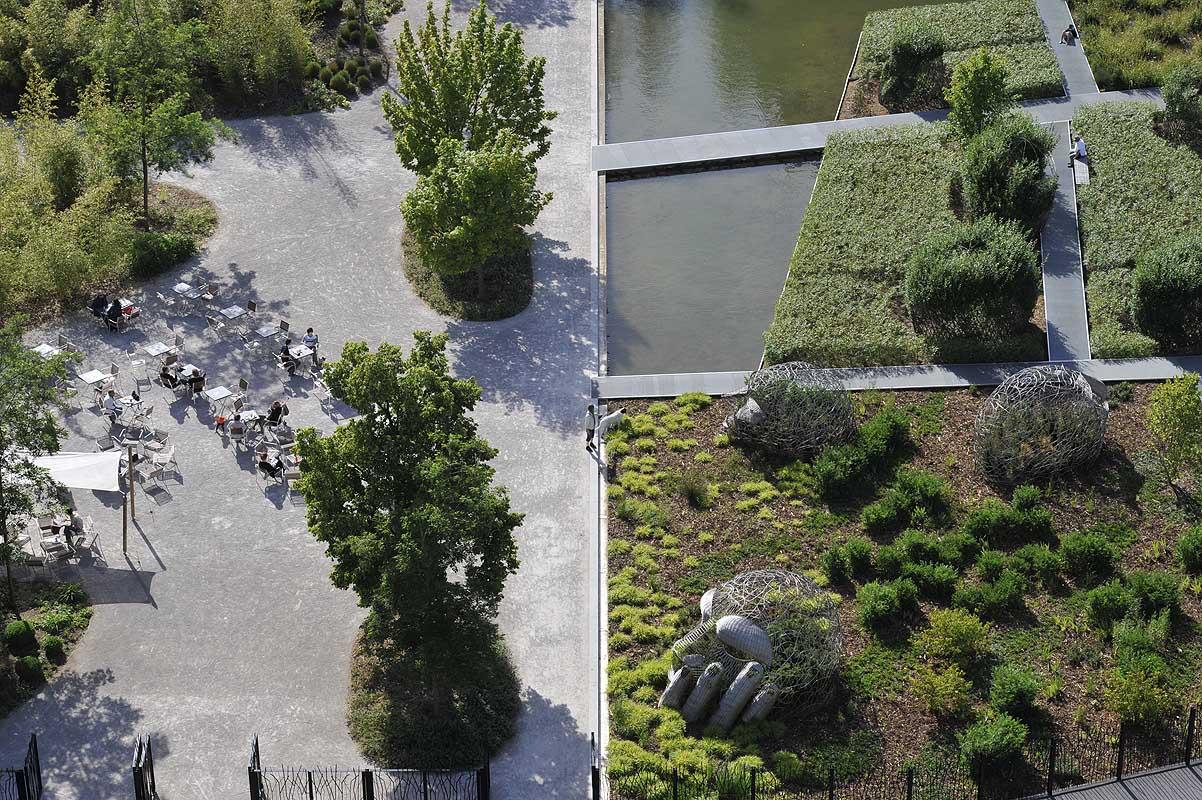 Jardin des Géants - Mutabilis