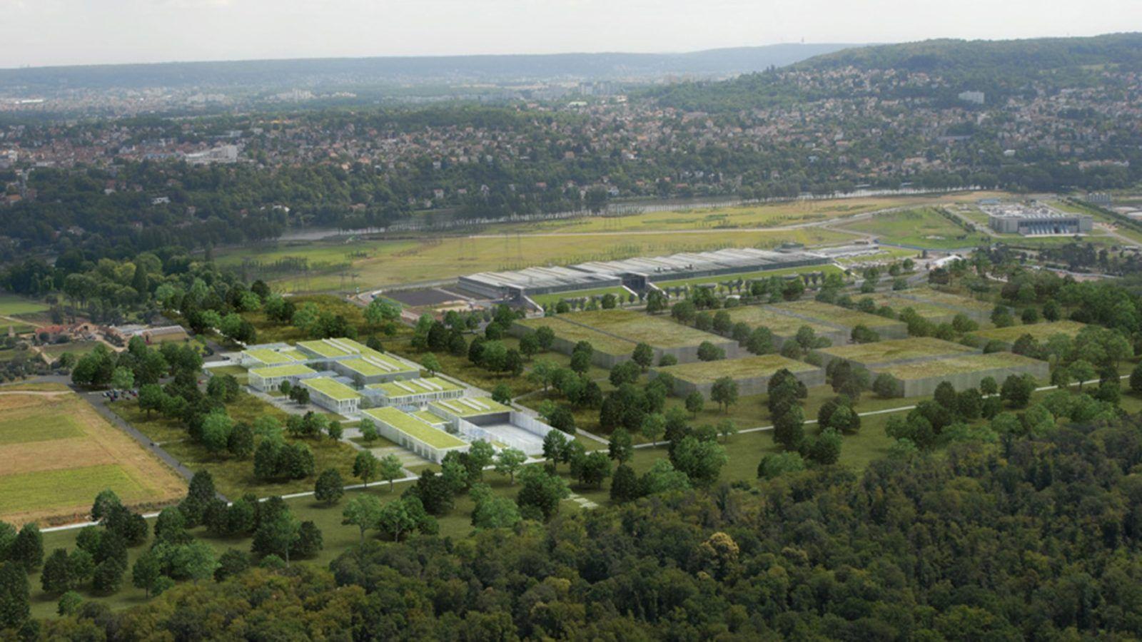 Le Campus du SIAAP - Mutabilis