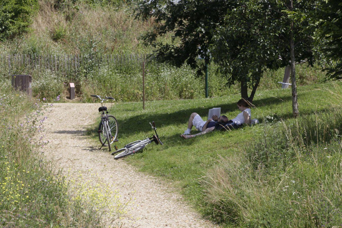 Parc du Chemin de l'Ile - Mutabilis