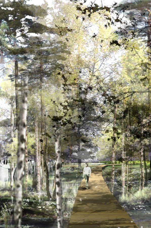 Parc central du Trapèze - Mutabilis