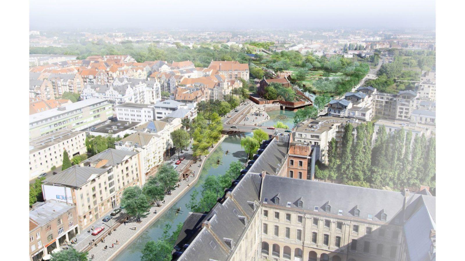Avenue du Peuple Belge - Mutabilis