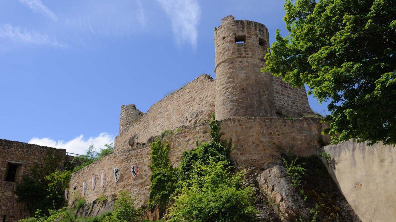 Château médiéval du Hohlandsbourg - Mutabilis