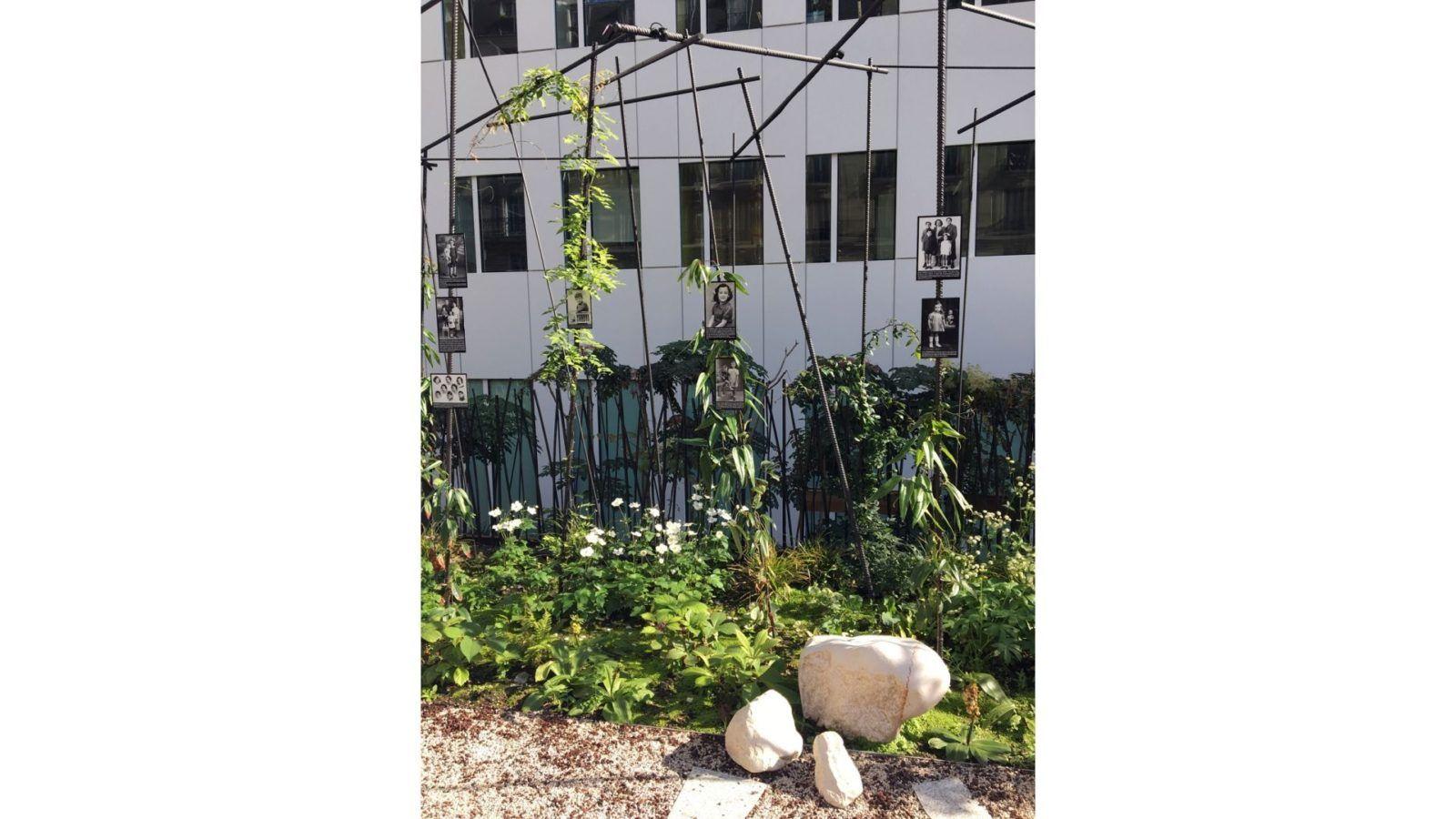 Jardin des enfants du Vel d'Hiv - Mutabilis