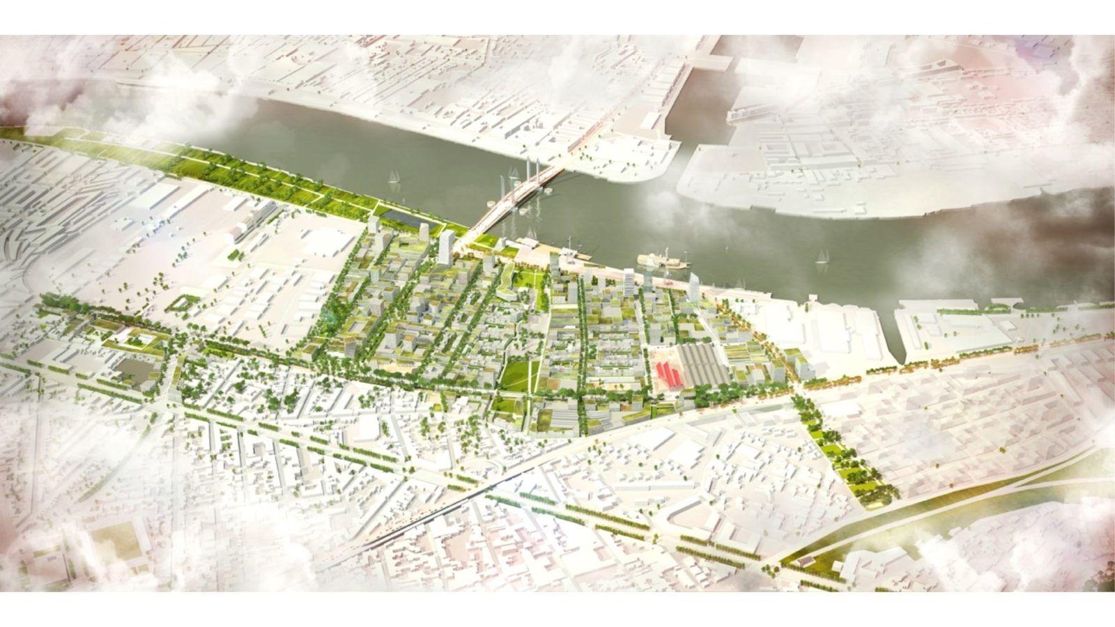 Quartier Bastide-Brazza Nord - Mutabilis