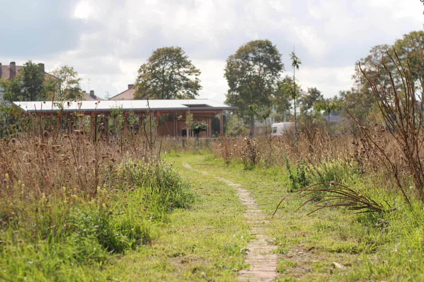 Parc du Champ des Bruyères - Mutabilis