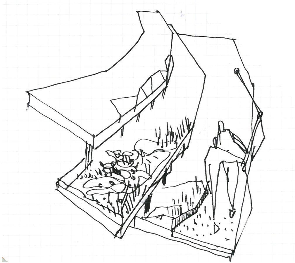 Jardin de la cité musicale - Mutabilis