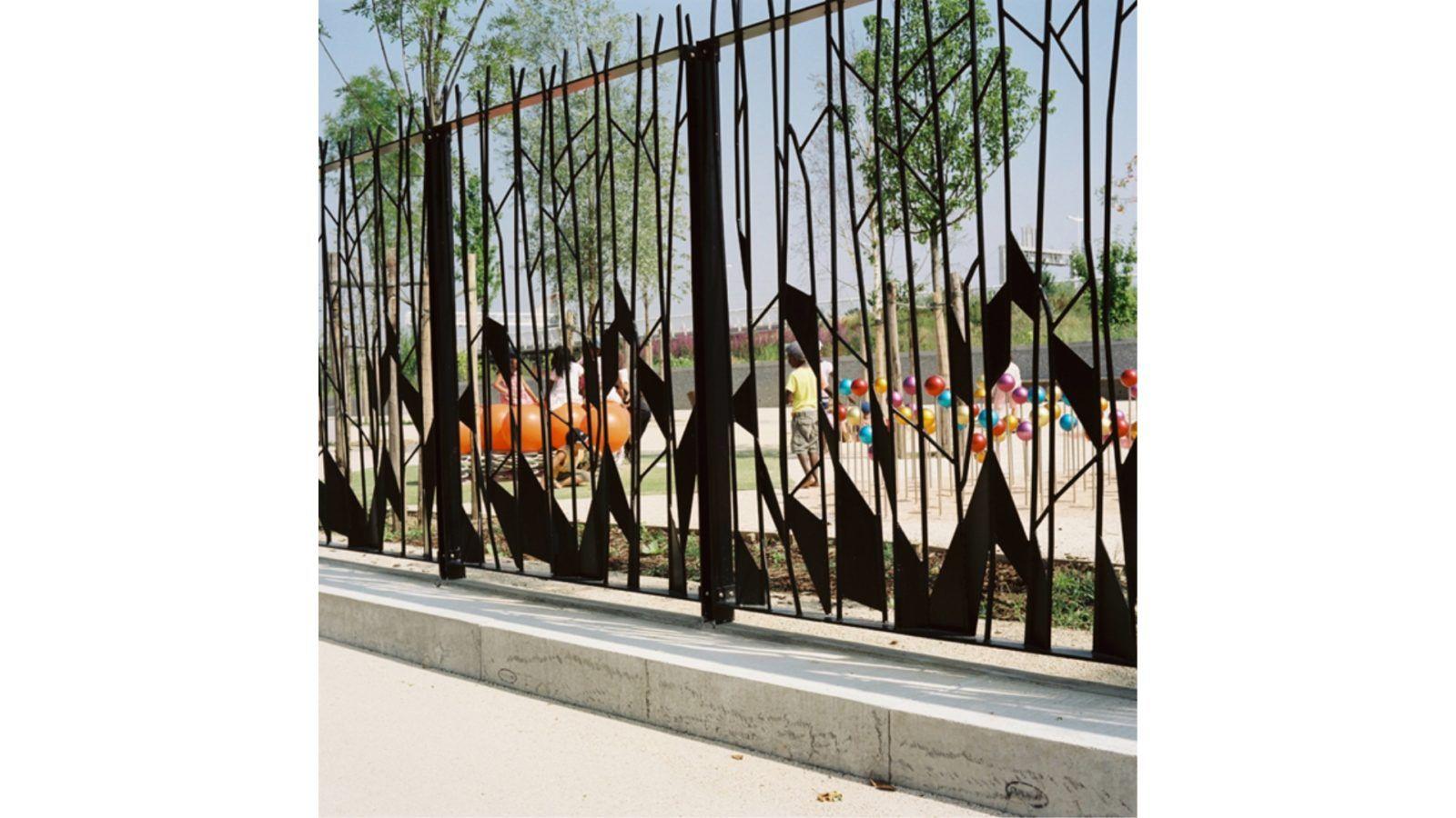 NANTERRE – Parc du chemin de l'Ile - Mutabilis
