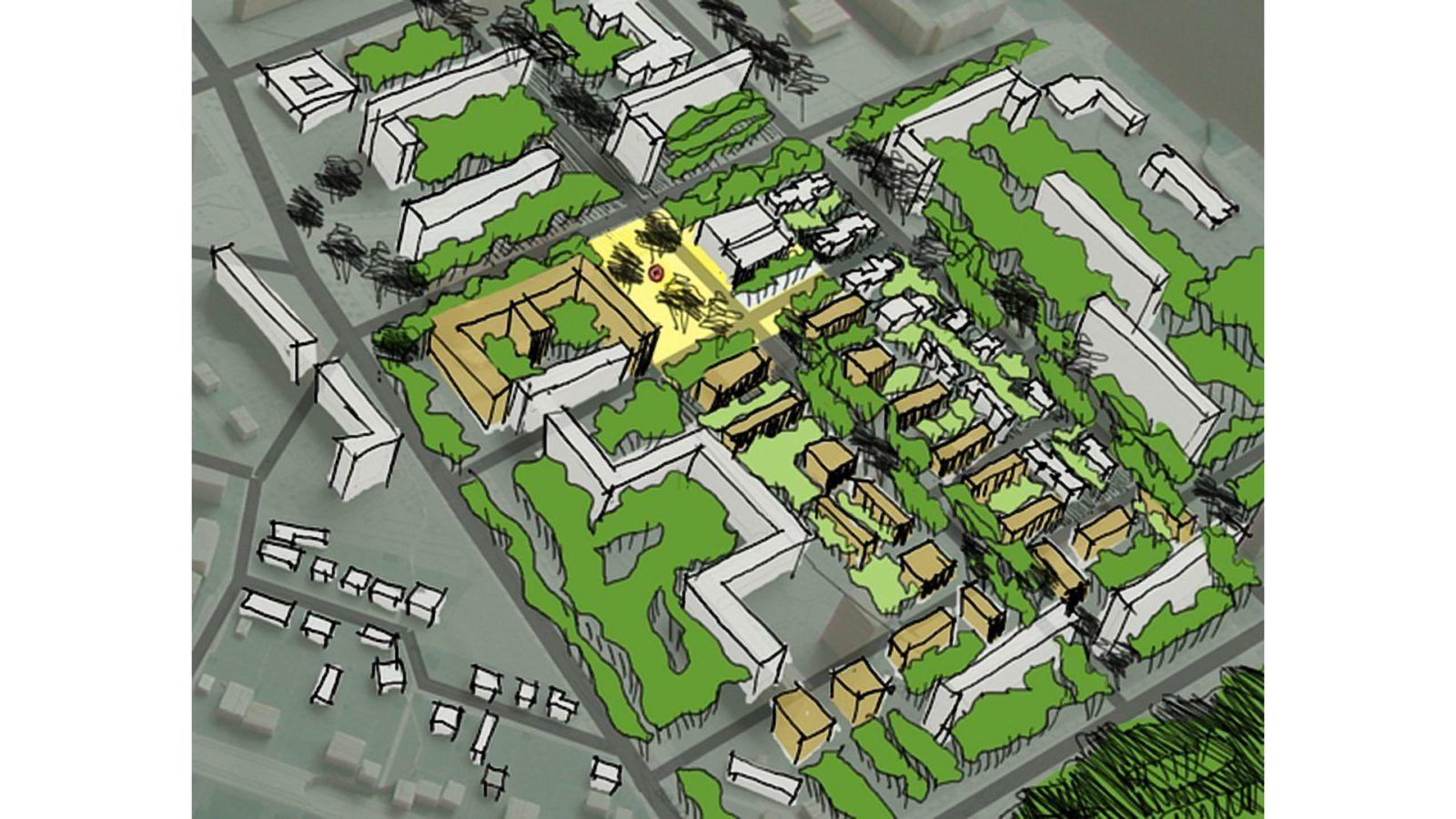 Rénovation urbaine – Maurepas - Mutabilis