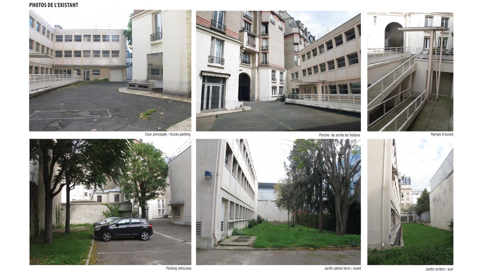 226 Boulevard Voltaire - Mutabilis