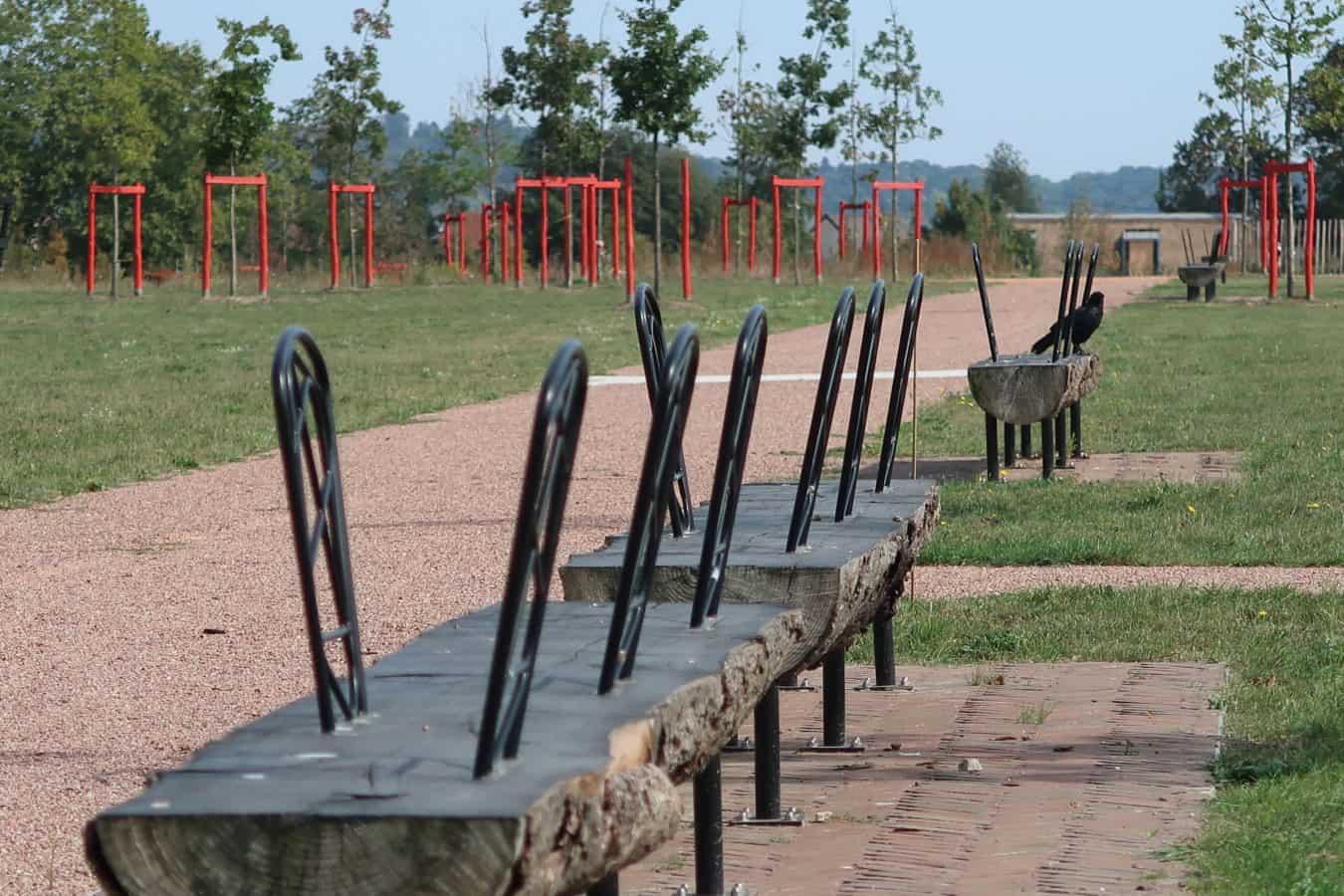 ROUEN- Parc du Champ des Bruyères - Mutabilis